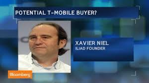 Xavier Niel cherche des alli�s pour financer le rachat de T-Mobile