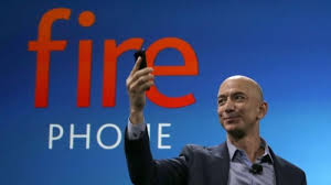 Malgr� l'�chec rencontr� aux Etats-Unis, Amazon lance son Fire Phone en Europe