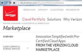 Verizon met l'accent sur la sécurité et lance une market place cloud
