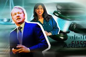 Opinion : Cisco n'a pas l'intention, et ne l'a jamais eu, de négocier avec Arista