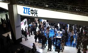 Le CA annuel de ZTE a progressé de 8% pour l'année fiscale 2014