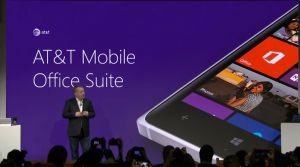 MWC: Microsoft signe avec AT&T et Deutsche Telekom pour des UC dans les PME