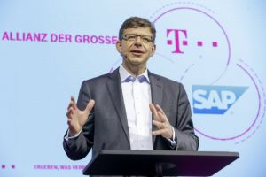 Cebit : SAP et Deutsche Telekom - T-Systems s'allient pour l'Internet des objets