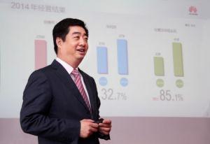 Le CA 2014 de Huawei  a progressé de 20,6 %, le bénéfice net de 33%