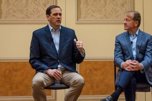 Cisco : Chuck Robbins nouveau CEO, John Chambers devient « executive chairman »