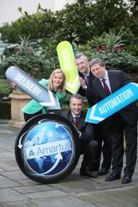 Huawei achète la R&D du spécialiste irlandais du SDN : Amartus