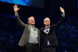 Apple signe un partenariat avec Cisco, un an après l'avoir fait avec IBM