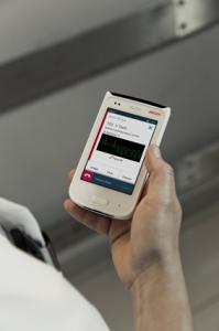 Ascom lance un smartphone durci (et lavable !) dédié au monde professionnel