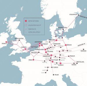 euNetworks relie 240 datacenters en Europe et se développe en France