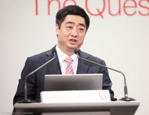 Huawei esp�re revenir et se d�velopper aux Etats-Unis