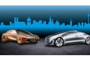 Bmw et Daimler finalisent leur accord sur la conduite autonome