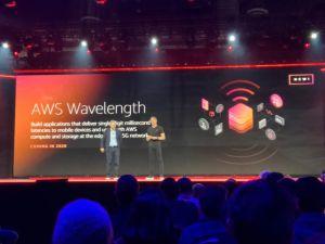 Verizon et Amazon préparent une offre cloud edge 5G basée sur AWS Wavelength