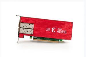 Xilinx lance Alveo U25 SmartNIC pour des réseaux cloud adaptables à haute performance