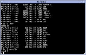 Communiquer avec d'autres utilisateurs sur la ligne de commande Linux