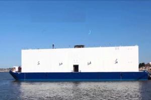 Nautilus Data lève 100 millions de dollars pour construire des datacenters flottants