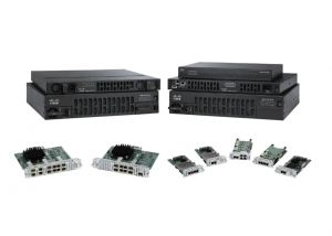 Des modules pour muscler les routeurs Cisco ISR/ASR