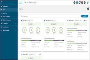 Cisco Nexus Dashboard s'étoffe avec le support des réseaux traditionnels