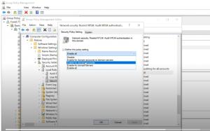 Comment se préparer à la disparition de Windows NT LAN Manager