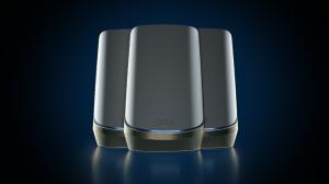 3 fréquences exploitées par le routeur Wifi6E Orbi AXE11000b de Netgear
