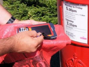 La poste britannique opte pour 25 000 terminaux mobiles GPRS
