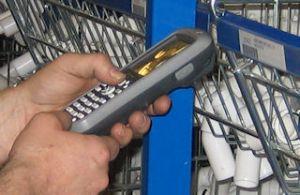 370 PDA pour que les clients eux-mêmes saisissent leurs commandes