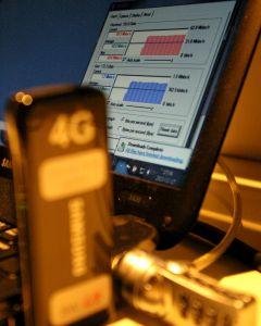MWC : Ericsson fait une démonstration de 4G à  49 Mbit/s