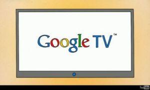 Google TV est prévu pour 2011 en Europe