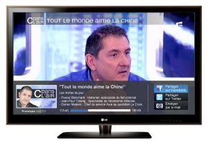 France Télévisions voit son avenir dans les TV connectées