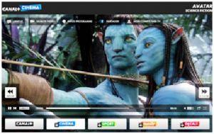 Canal+ élargit ses services de TV sur le web avec Microsoft