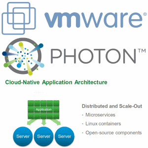 Le Project Photon  de VMware